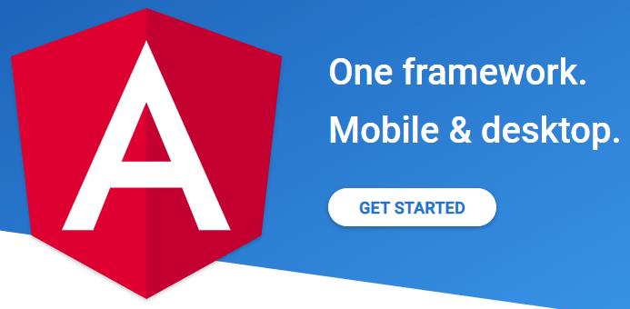 Angular - Best JavaScript Frameworks