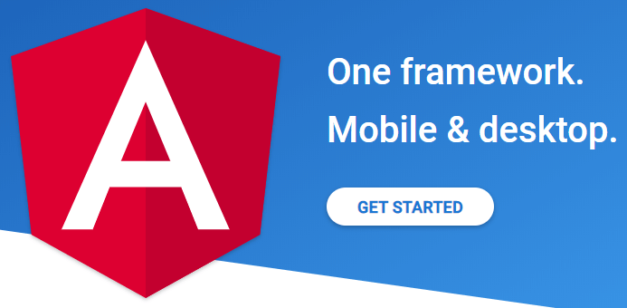 Angular - Best JavaScript Frameworks