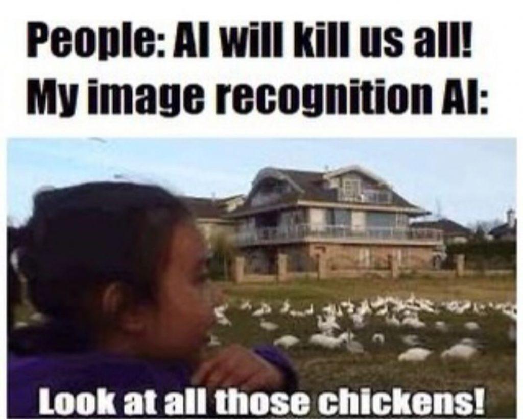 Coding Jokes - Artificial Intelligence