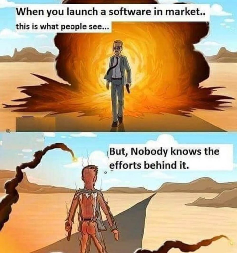 Coding Memes - Launching of Software