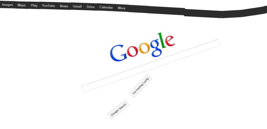 Search Engine Magic Trick