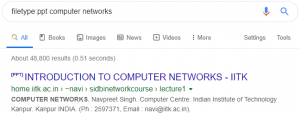 Google-Search-by-File-Type