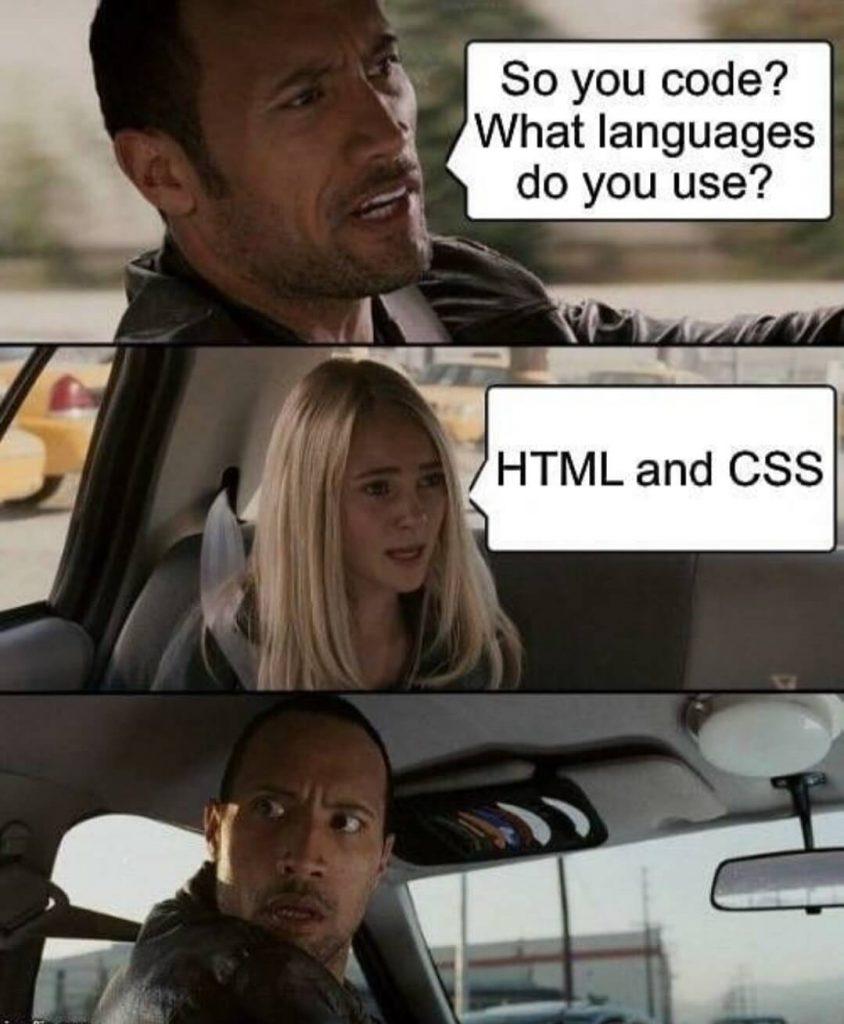 HTML and CSS Jokes