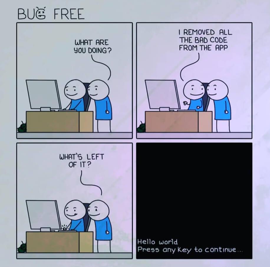 Hello World Programming