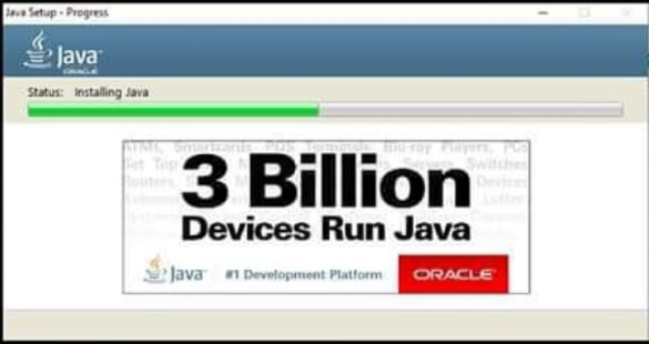 Java is Everywhere