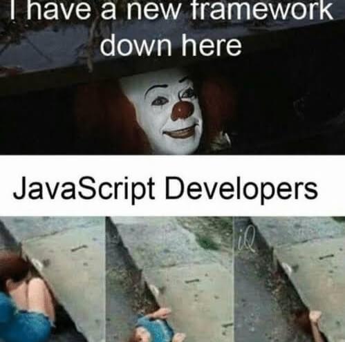 JavaScript Developer Memes