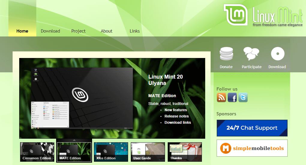 Linux Mint - Best Linux Distro