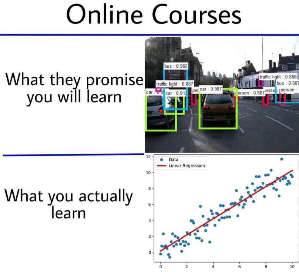 Online Courses Memes