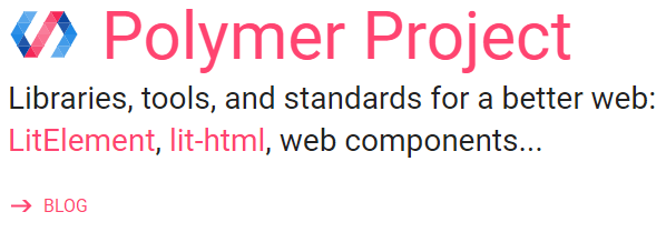 Polymer JS