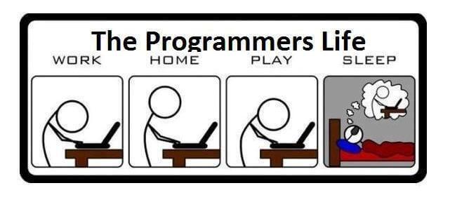 Programmers Life Programming Jokes