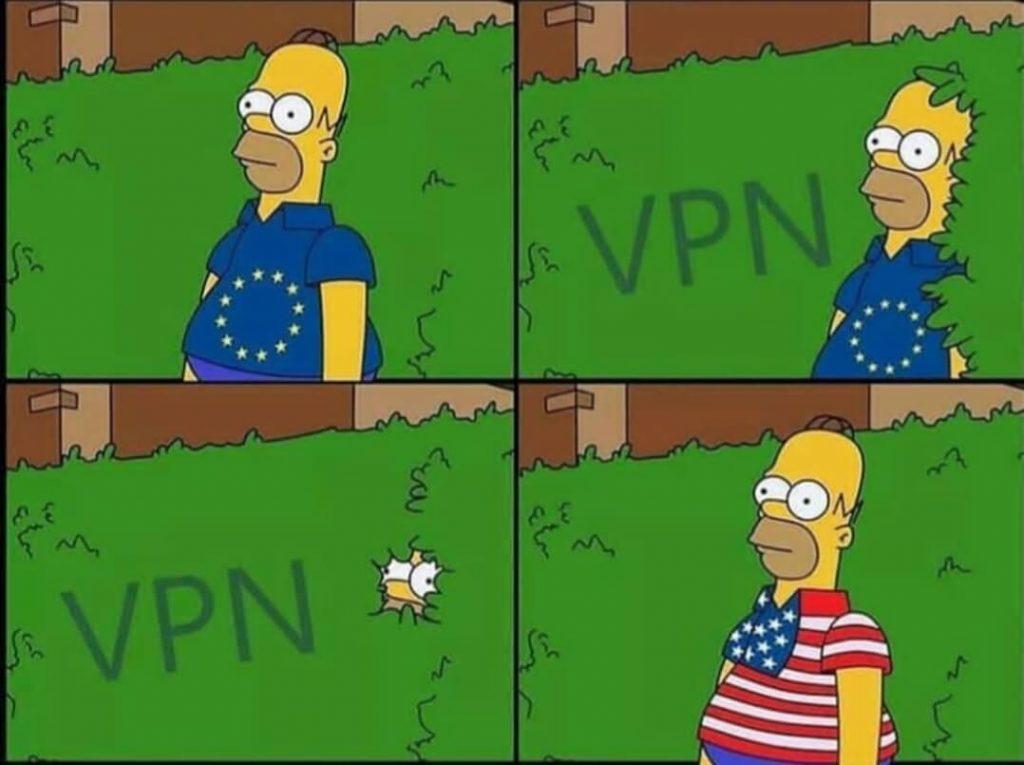 Coding Memes on VPN