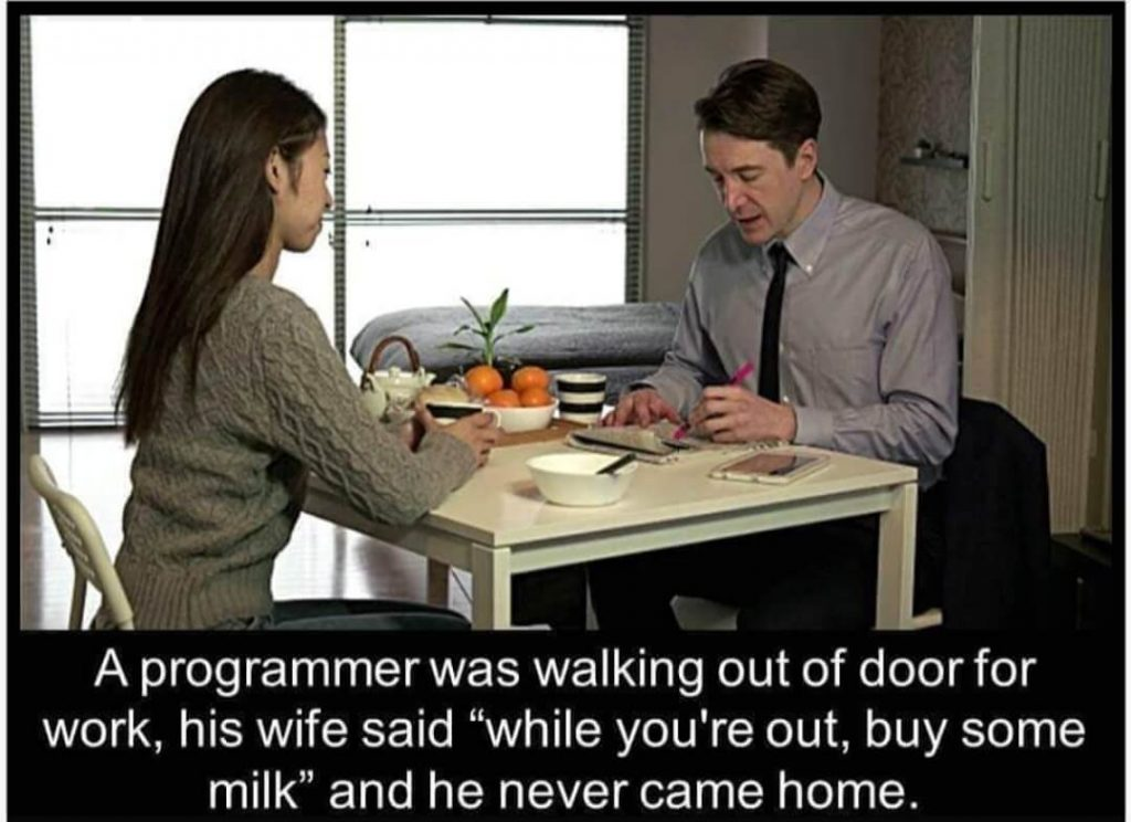 Coding Memes Programmer Husband