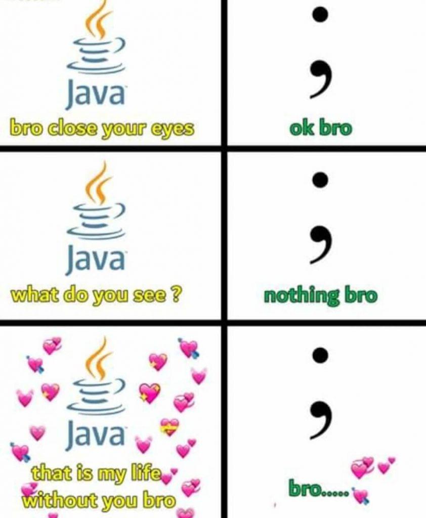 Programming Memes - Java Jokes