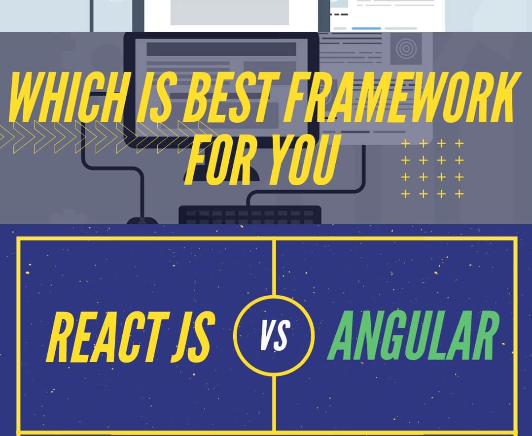 React JS vs Angular