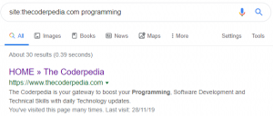 Search-from-Particular-Site-Google-Hack