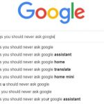 Top 5 Things You Should Never Google (You've been Warned)