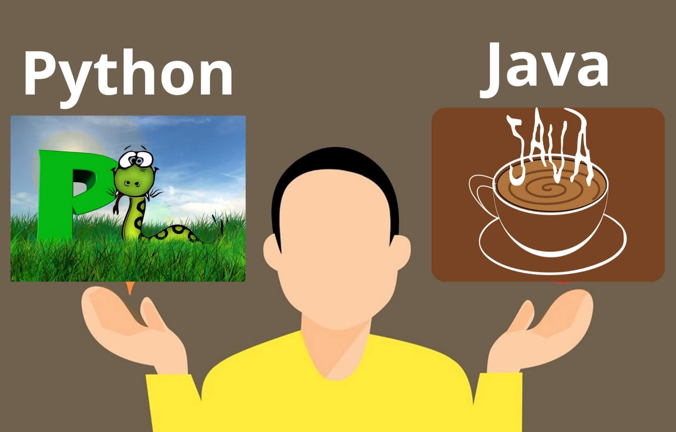 Python vs Java