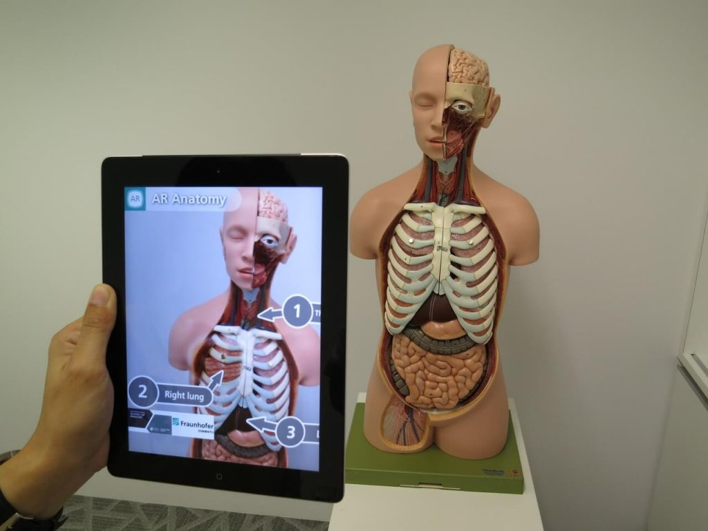 Augmented Reality Uses