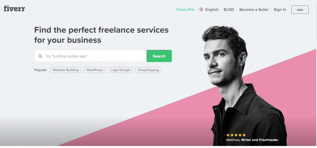 Fiverr Overview