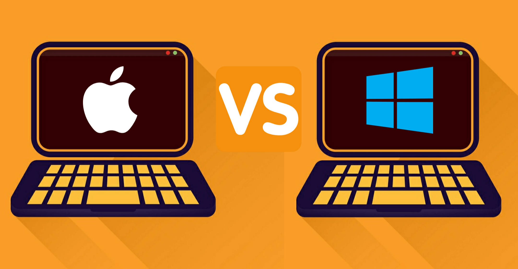 Read more about the article Mac vs PC: Which Computer is Best for You (Comparison Guide)