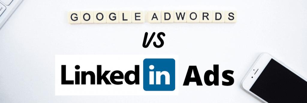 Google Ads vs LinkedIn Ads
