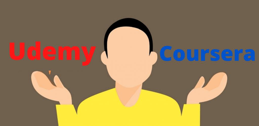 Udemy vs Coursera