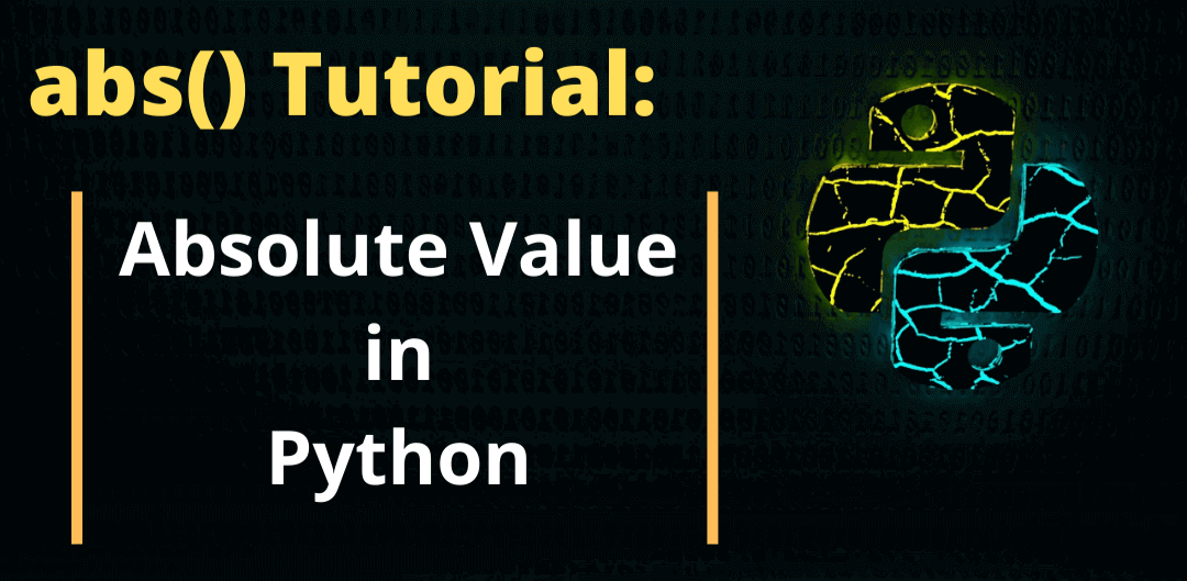 Read more about the article How to calculate Absolute Value in Python with abs() Function