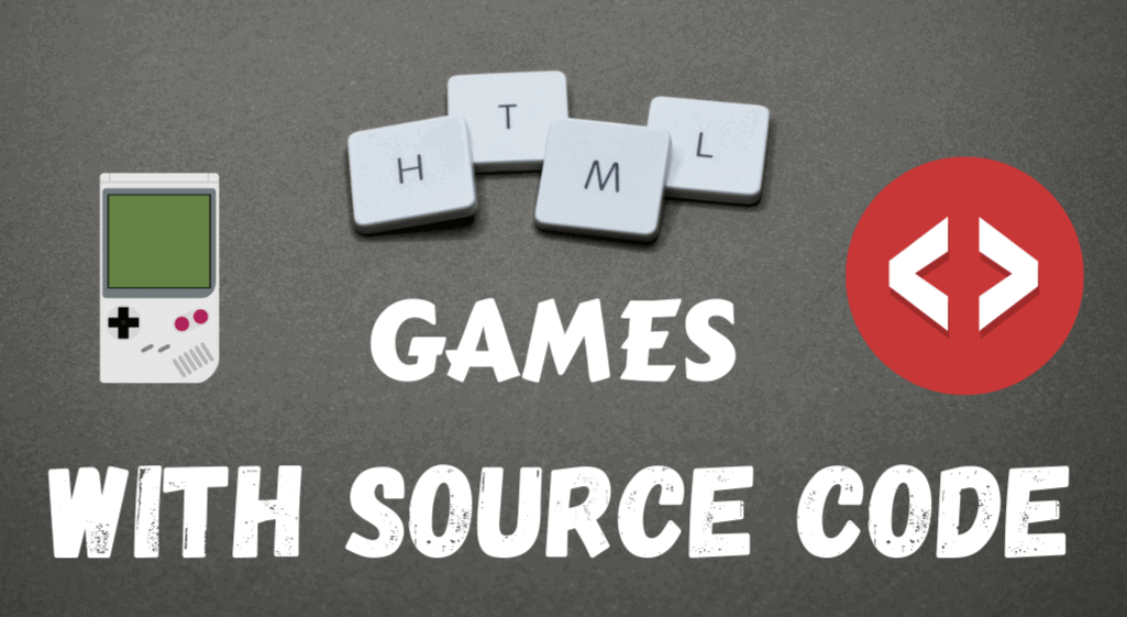 Read more about the article HTML Games with Source Code: Top 15 HTML5 and JavaScript Games