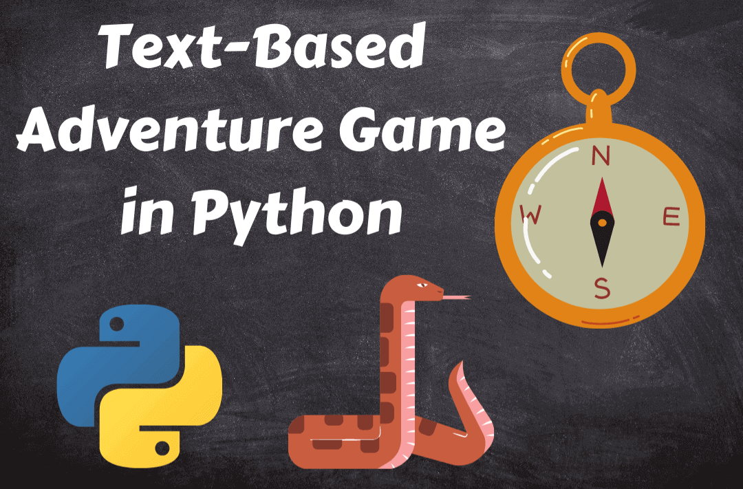 Read more about the article Text-Based Adventure Game in Python (Complete Guide)